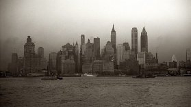 New-York en 1943, image d'archives / © France 3 Basse-Normandie