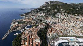 Le port de Monaco, 20 septembre 2013 / © AFP PHOTO / VALERY HACHE