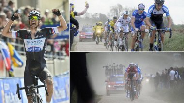 Paris-Roubaix 2014 en 20 photos. / © AFP