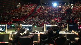 Une finale de la Gamers Assembly en 2013. / © D.L.
