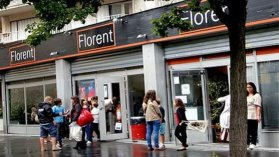 Paris - les cours Florent - archives