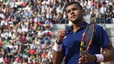 Jo-Wilfried Tsonga (DOMINIQUE FAGET / AFP) / © (DOMINIQUE FAGET / AFP)
