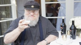 George R. R. Martin / © Todd Oren Getty Images for Mediaplacement AFP