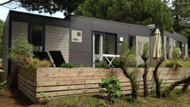 Mobile home de luxe