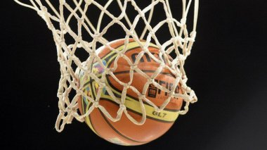 Basket - Photo d'illustration / © GERARD JULIEN GERARD JULIEN / AFP