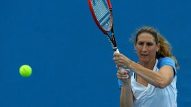 Virginie Razzano / © AFP / William West