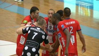 Volley-ball : Saint-Quentin / Nancy / © France 3 Picardie