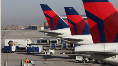 Delta Airlines a choisi Airbus / © Georges Frey / Getty Images North America / AFP