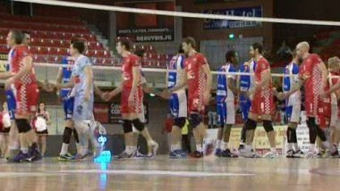 BOUC Volley / Nantes / © France 3 Picardie
