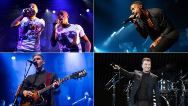 IAM, Skip The Use, George Ezra et Sam Smith rejoignent la programmation / © MaxPPP