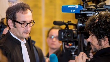 Emmanuel Daoud, avocat du mouvement du Nid. / © AFP