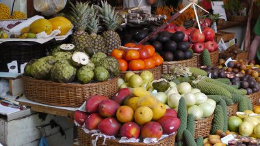 La France a importé 900 000 tonnes de fruits exotiques en 2013 / © CC Emmanuel PARENT - Flickr