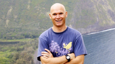Anthony Doerr, auteur d'un best-seller sur Saint-Malo