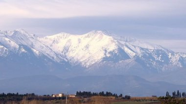Le massif du Canigou illustration / © Maxppp