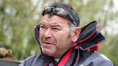 Christophe Souchaud, skipper de Rhum Solitaire/Rhum Solidaire / © Christophe Souchaud Communication