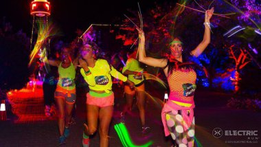 © Electric run