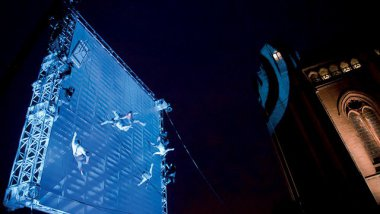 Wired Aerial Theatre / © Mark McNulty