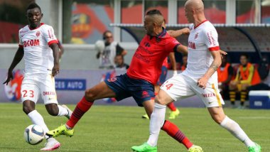 13/09/15 - Ligue 1 - 5e journée: GFC Ajaccio – AS Monaco / © PASCAL POCHARD-CASABIANCA / AFP