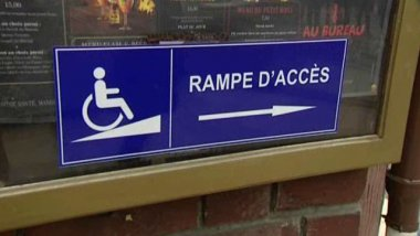 Accessibilité et handicap / © France 3