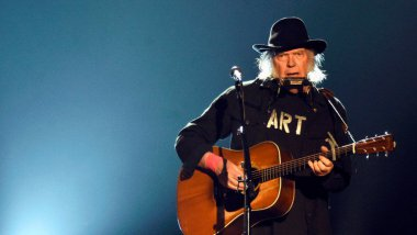 Neil Young / © AFP