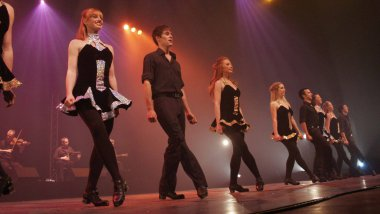 LES CELTIC DANCES / © Visuel Productions