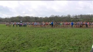 Demi-finale de cross-country qualificative pour le championnat de France
