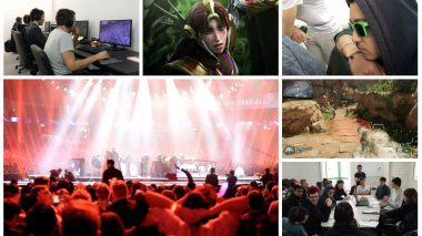 © Images : France 3 PDL, Riot Games, Activision / Composition : Olivier COUVREUR