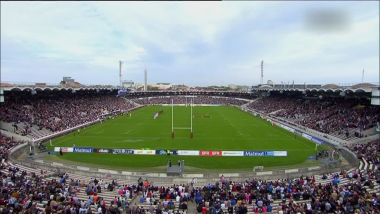 Stade Chaban-Delmas à Bordeaux (Illustration)