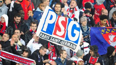 Un match PSG/OM, au Parc des Princes, le 31 octobre 2012. / © IP3 PRESS/MAXPPP