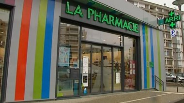 Capture d'écran - Une application qui permet de commander ces médicaments en pharmacie / © France 3 Bourgogne