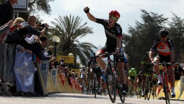 26/03/15 - Criterium international - 1re étape victoire de l'Irlandais Sam Bennett / © Pascal POCHARD-CASABIANCA / AFP