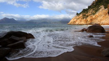 Une plage corse / © Flickr - niall62