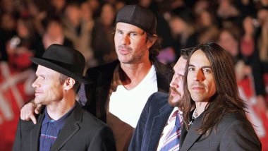 Le groupe RED HOT CHILI PEPPERS - archives / © afp