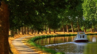 Le canal du midi / © C.G. Deschamps