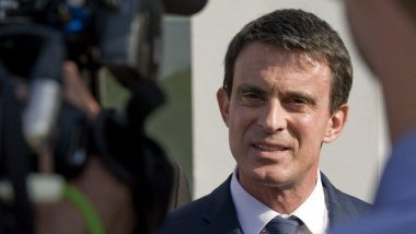 Manuel Valls / © Thierry Zoccolan / AFP