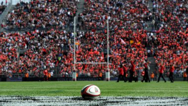 Photo d'illustration prise au Stade Mayol à Toulon. / © Maxppp