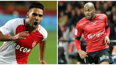 Radamel Falcao / Jimmy Briand / © AFP