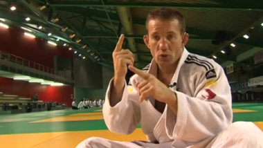F3 Limousin - Archives - Cyril Jonard vice-champion d'Europe de judo handisports en Belgique