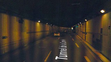 Montpellier - le tunnel de la Comédie - archives / © google street view