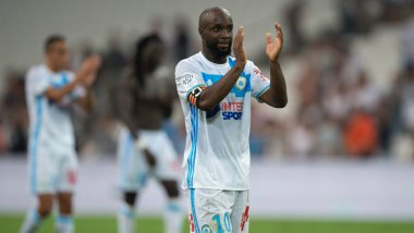 Lassana Diarra (OM) / © Photo AFP