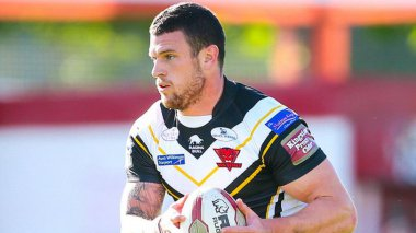 Luke Burgess - archives / © Dragons catalans
