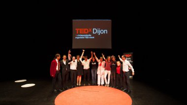 Tedx Dijon 2014 / © Photo Marques Jocelyn Photographie