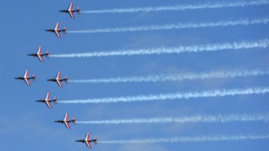 La patrouille de France - Archives / © GERARD JULIEN / AFP