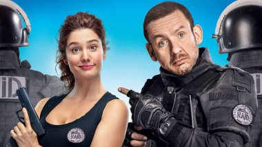 Photo de l'affiche de Raid Dingue avec Alice Pol et Dany Boon.