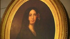 © © France 3 Centre Portrait de George Sand.