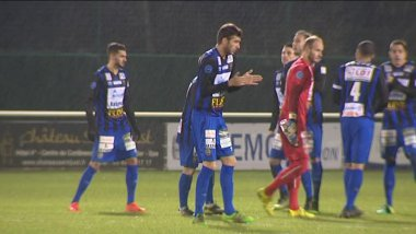 FC Chambly / Les Herbiers score final 1/1 / © France 3 Picardie