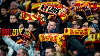 RC Lens-FC Metz c'est en direct streaming avec France 3. / © MAXPPP