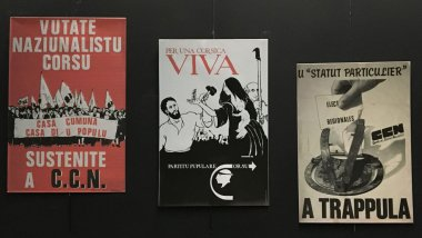 Exposition : Guarda Fratellu ! Quand la Corse contestataire s'affiche / © Guarda Fratellu !