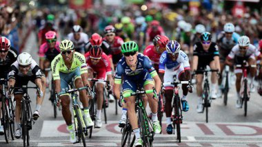 La Vuelta (Photo d'illustration) / © JOSE JORDAN/ AFP