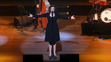 Anne Carrere chante Piaf à New-York / © France 3
